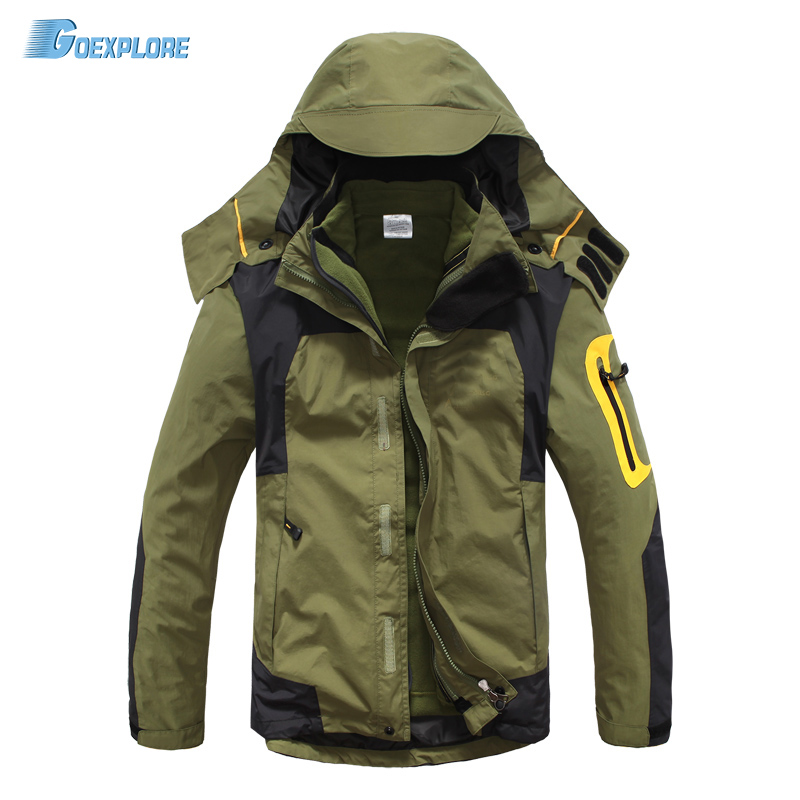Dropshipping hot winter sports ski hiking breathable jacket outdoor winproof waterproof sportswear windbreaker jacket for menDropshipping hot winter sports ski hiking breathable jacket outdoor winproof waterproof sportswear windbreaker jacket for men