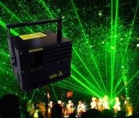 Зеленый 10000 МВт 10 Вт анимационный лазер + DT40K pro + Flightcase