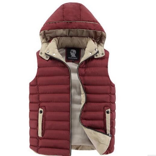 Cheap wholesale hot sale 2016 new Autumn and winter men fashion casual  leisure vest