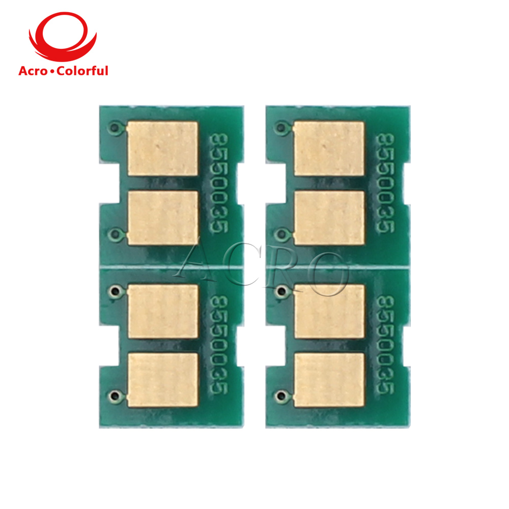 4 Black Toner Reset Chips for HP M276NW LaserJet Pro 200 M251NW CF210A