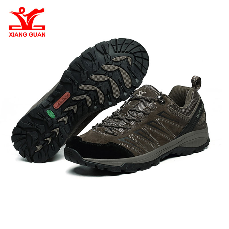 XIANG GUAN Light Man Running Shoes Discount Breathable Sneakers Athletic Sports Summer Shoes Grey Color New Arrival Footwear ...