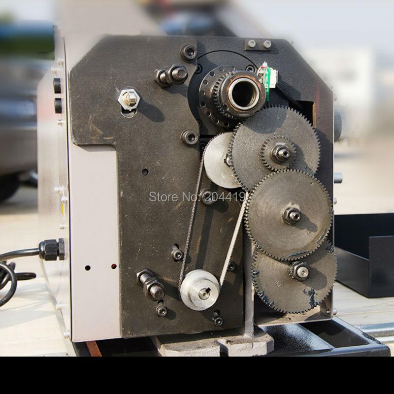 wm210v-g 600 вт токарный станок/все стали