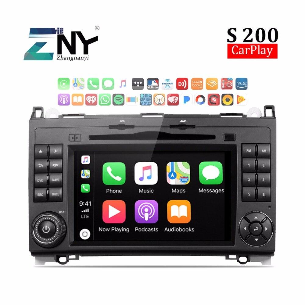 Android 8 0 Auto Radio Car DVD For A Class B Class Viano Vito Sprinter V