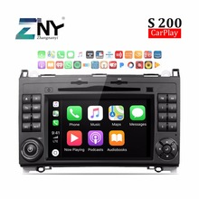 Android 8.0 Auto Radio Car DVD For A Class B Class Viano Vito Sprinter V Class 7″ RDS FM Audio Video GPS Navigation Stereo