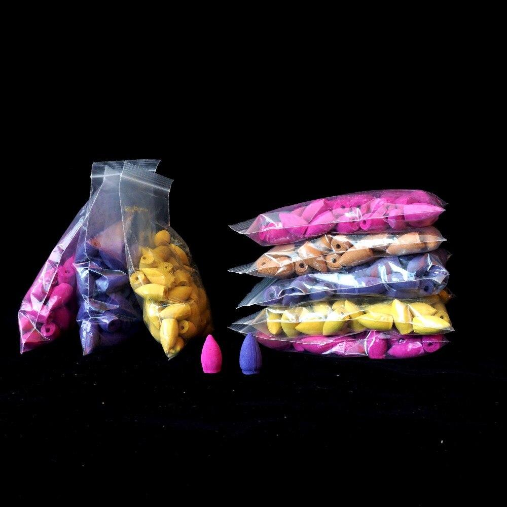 50 Teile Paket Mehrere Geruch Bunte Naturliche Kugel Buddhismus