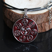 Naruto Sharingan Ninja Necklace