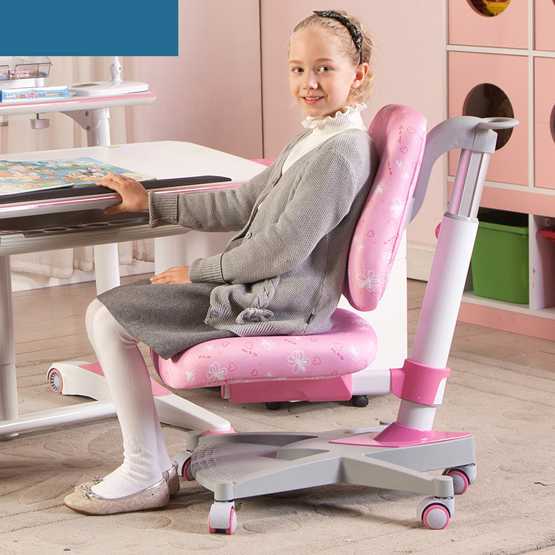 Children learning chair which can correct posture and lift цены онлайн