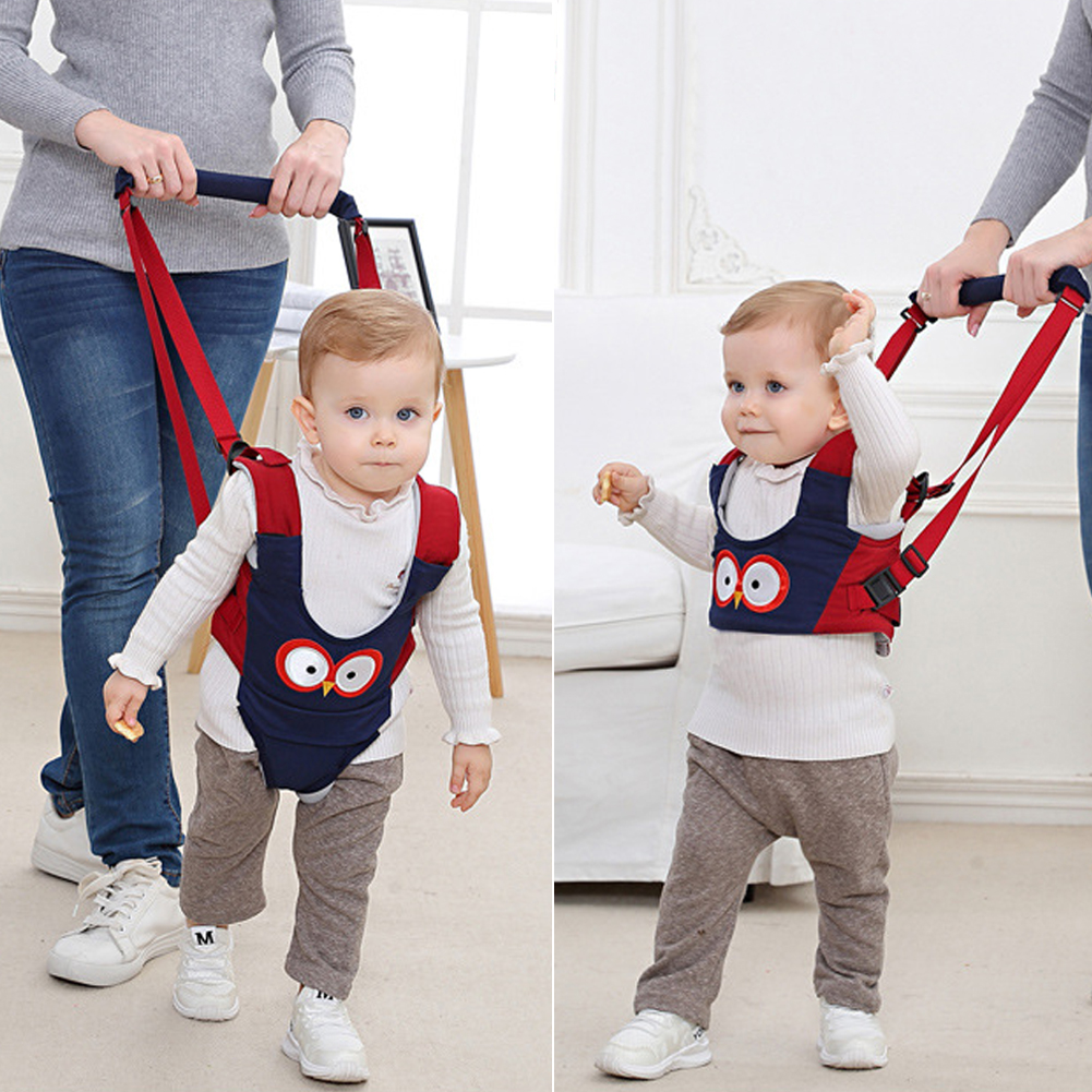 Toddler Kids Baby Safety Harness Belt Walking Strap Keeper Anti Lost Line New