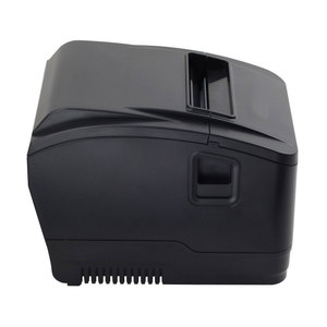 Image 2 - Hoge Kwaliteit 80 Mm Wifi Pos Printer Auto Cutter Printer Wifi + Usb Interface Voor Supermarkt, melk Thee Winkel