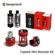 เดิมKanger Toptankมินิเครื่องฉีดน้ำบุหรี่อิเล็กทรอนิกส์Topfill Subโอห์มถังสำหรับKangertech Kbox 70 200วัตต์สมัยกล่องTopboxมินิชุด(MM)