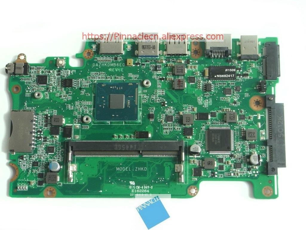 NBVB811001 Motherboard for Acer Aspire ES1-131 TravelMate B116 /W N3050 CPU DAZHKDMB6E0 ZHKD yves rocher yves rocher бальзам после бритья