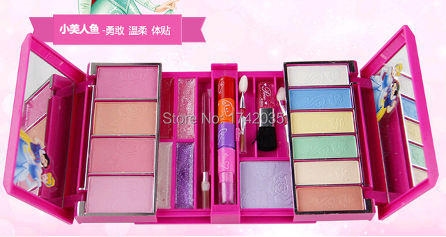 Cosmetics for children 4 8 years old girl girl Gift Set Toy Gift-in ...