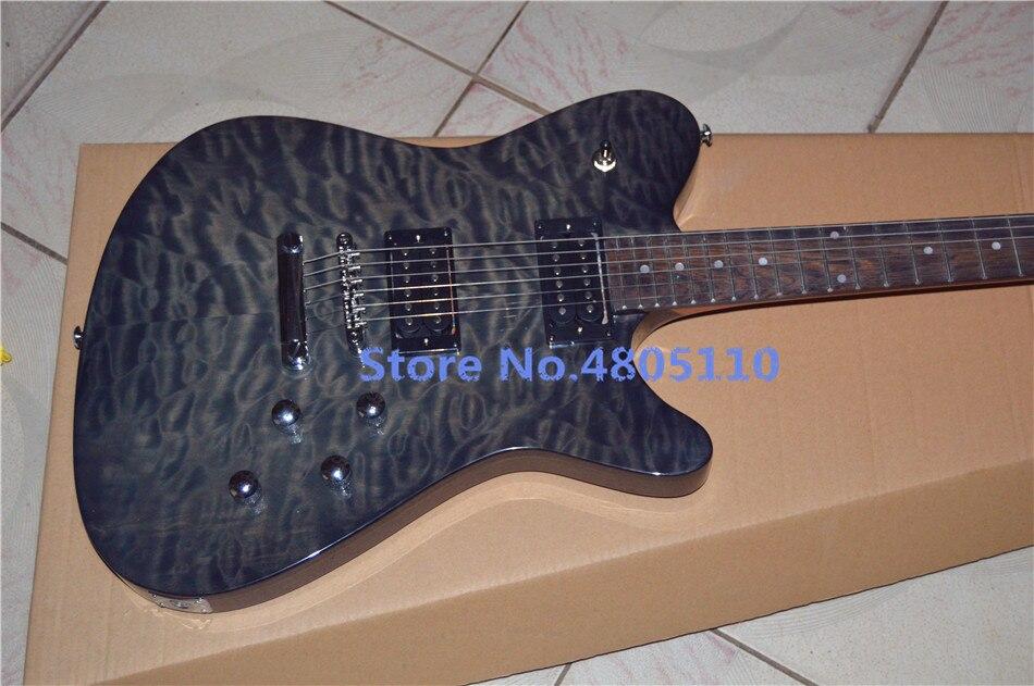 Héritant classique st guitare électrique cerise rouge 3 micro simple secousse unique peut être personnalisé
