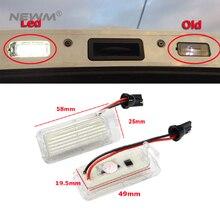 2 шт. ошибок светодио дный поворотника 18 светодио дный лампы для Ford Focus Fiesta Mondeo MK4 Kuga Galaxy S -max C Mk2 DA3 MK3 MK5 MK6