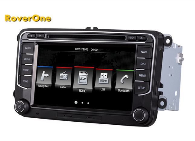Aliexpress.com : Buy RCD510 RCD 510 RNS510 For VW For Volkswagen MIB Infotainment System ...