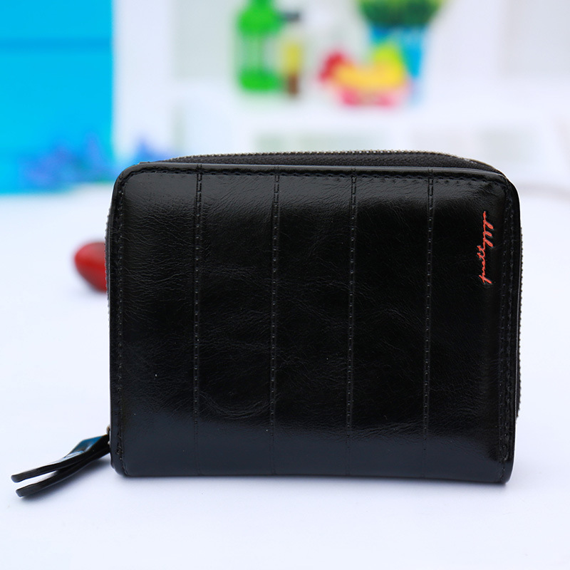 Vintage women pu leather wallet small zipper women coin purse brand designed female card holder wallet cute dollar price women cute cat small wallet zipper wallet brand designed pu leather women coin purse female wallet card holder