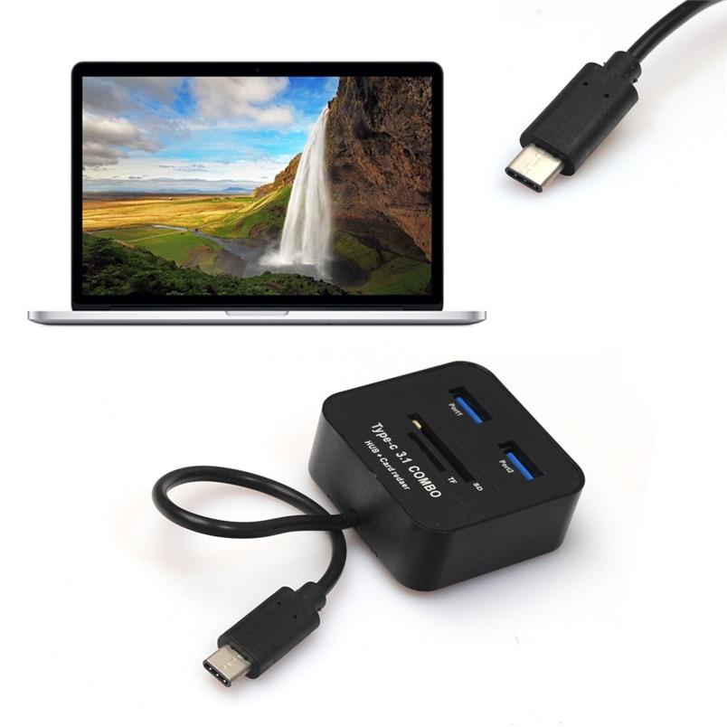 Value-5-Star USB 3.0 5Gbps Mini Card Reader Adapter Super high Speed OTG Micro SD//SDXC TF New Z07