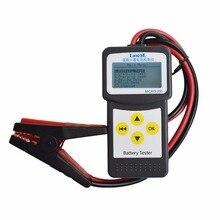 Lancol MICRO 200デジタルカーバッテリーテスター12v cca電池測定ユニットと印刷機能