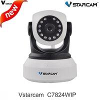 Vstarcam HD 720 P Mini Ev Gece Görüş Güvenlik Kameraları C7824WIP IP kablosuz Ağ Kamera ile WIFI P2P 3db Anten