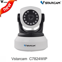 Vstarcam HD 720P Mini Home Night Vision Surveillance Cameras C7824WIP IP Wireless Network Camera WIFI P2P