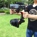 Handheld 3-Axis Brushless Gimbal Stabilizer Gyroscope for DSLR Camera 5D3/ GH4/ A7S/ BMPCC