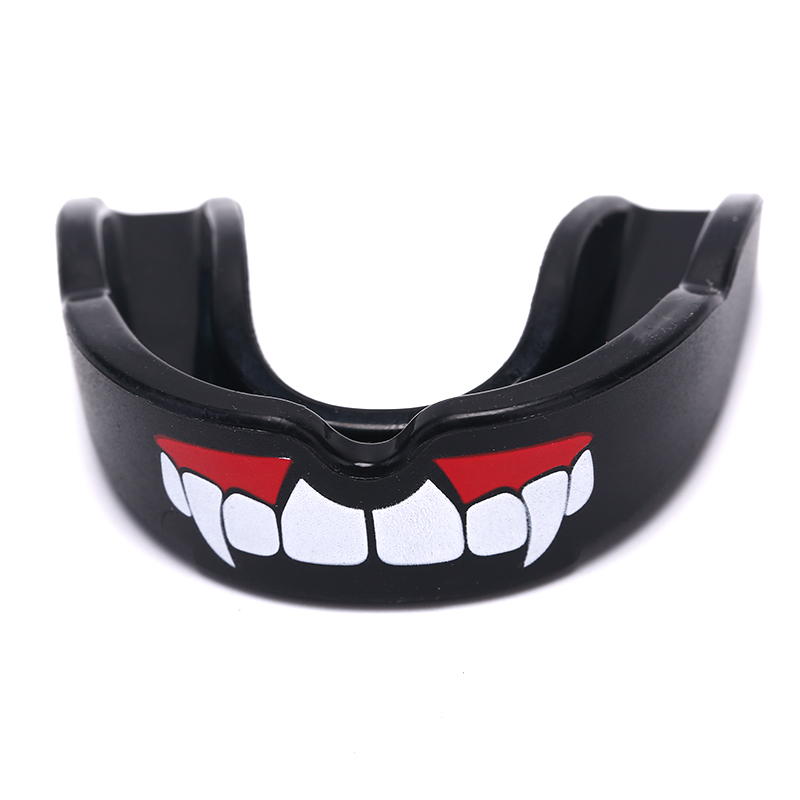 Teeth Protect Adult Football Basketball Boxing Mouth Safety Mouth Guard Oral Fang Mouthguard Taekwondo Muay Thai Teeth Protector