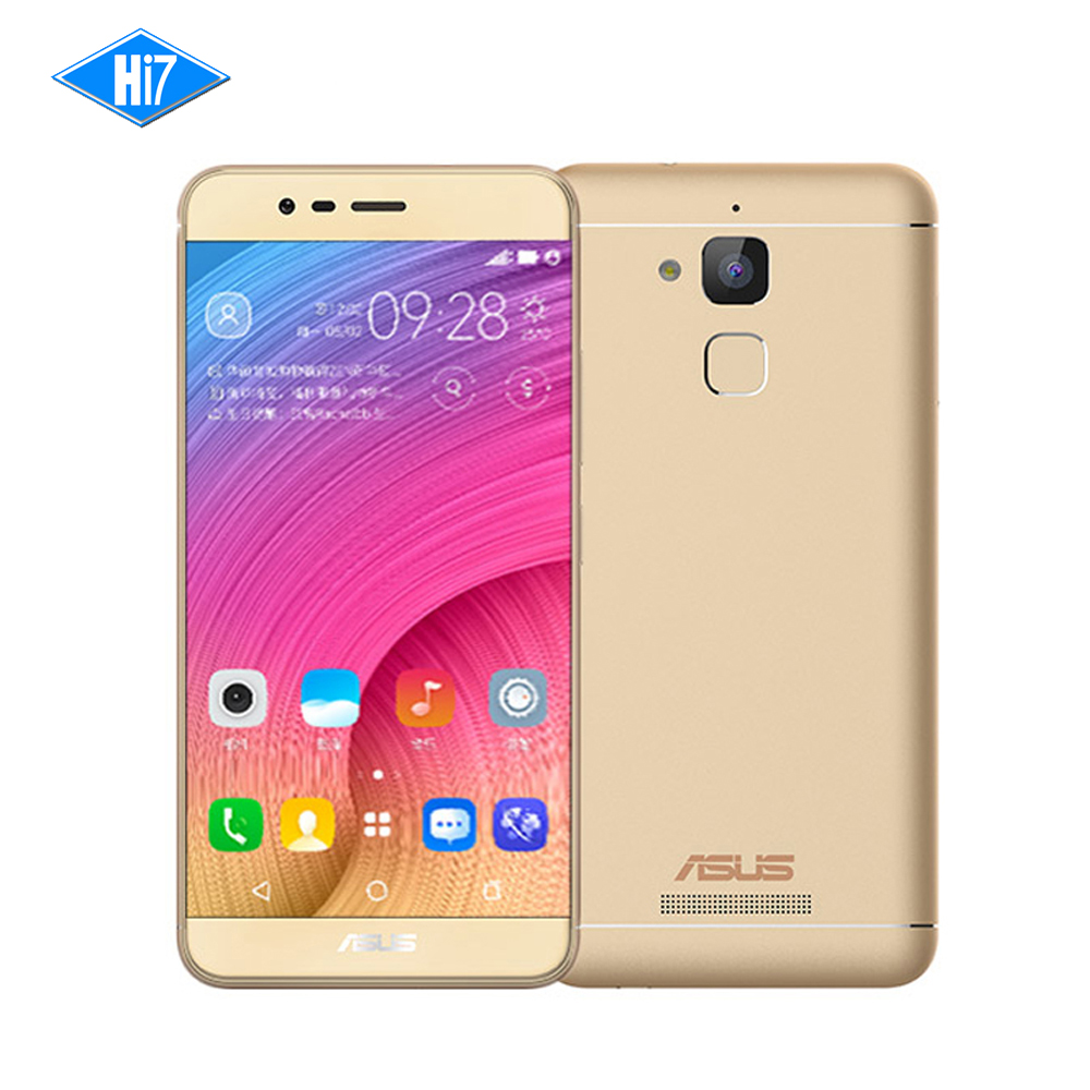 "New Original ASUS Zenfone Pegasus 3 X008 5.2"" Fingerprint ID 3G RAM 32GB ROM Quad core 4100mAh Android LTE 4G mobile phone"
