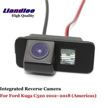 цены Liandlee For Ford Kuga C520 2012~2018 (Americas) Car Rear View Backup Parking Camera Reverse Camera / SONY CCD HD Integrated