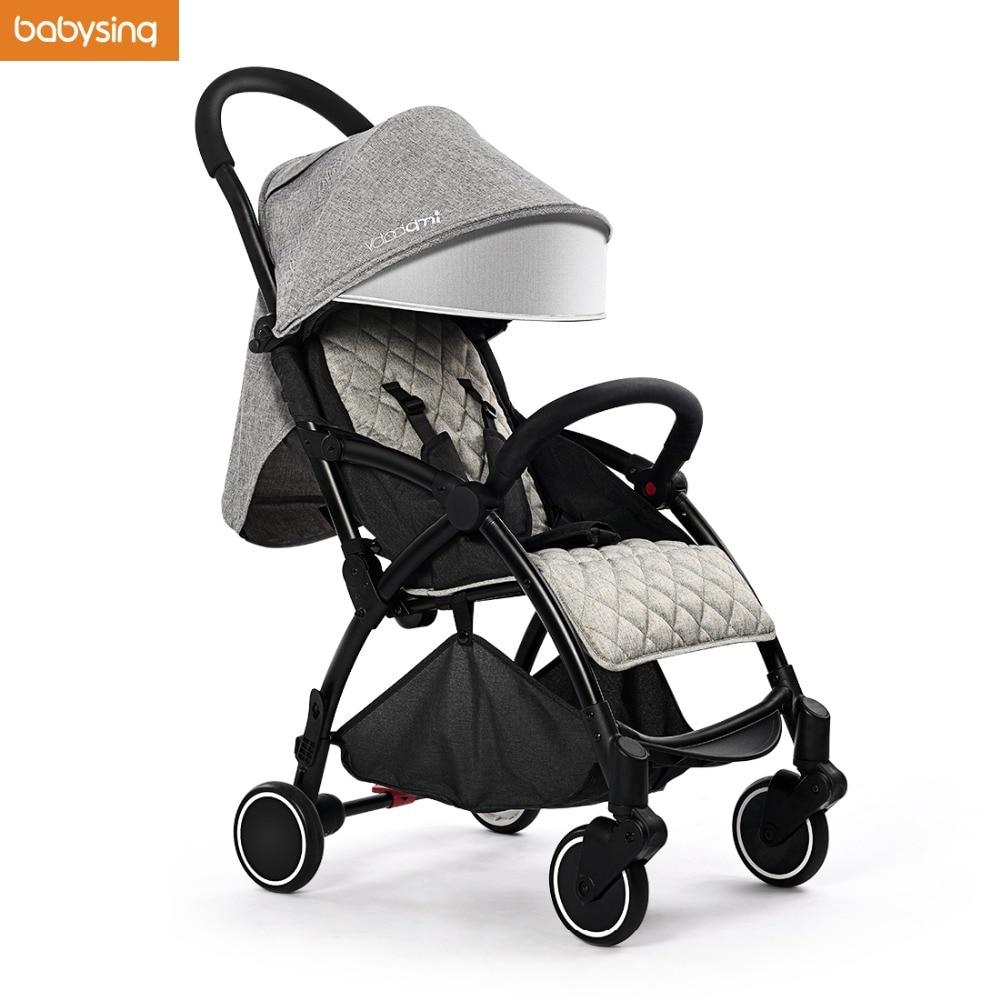 Canguro Paraguas Cochecito ligero y portátil Cochecito de bebé para - Actividad y equipamiento para niños - foto 5