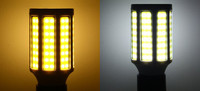LED E27 10W Super Bright 5050 Corn Light Bulbs Lamp 880 Lumen Warm White Cold