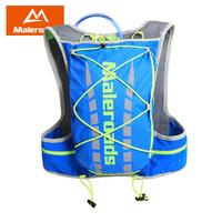 Maleroads 5L Water Bag Sport Bag Running Vest Marathon Running Backpack Lightweight Breathable Water Bag Sport Accessories