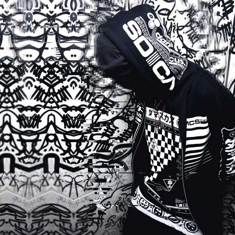 Men Hoodie Sweatshirt Tracksuit Jacket (12)