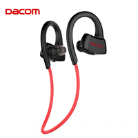 Dacom New P10 MP3 Player Headphone IPX7 Waterproof Stereo Sports Wireless Headset With Memory Apt X
