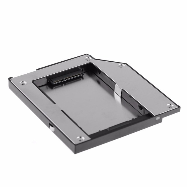 Ultrabay Slim SATA HDD Hard Drive Caddy Adapter Bay For IBM Lenovo T60 T61 T60P VCN67 T15 0.45
