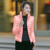 Las mujeres Más Tamaño Ultra-Ligero Ocasional Invierno Cálido Pato Abajo chaqueta Abrigos de Cremallera Del Collar Del Soporte delgado Traje Outwear Parka Feminino Tops