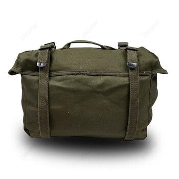 Korean war US ARMY M1945 PACK SET LOWER PACK CARGO BAG US/101112