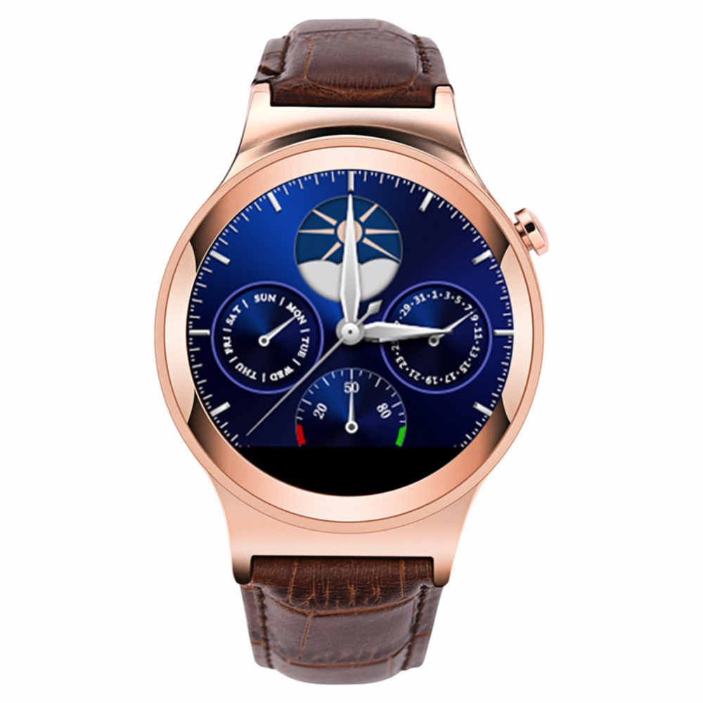 Hot sale MEAFO NO 1 S3 Bluetooth Smart Watch MTK2502 Wrist font b Smartwatch b font