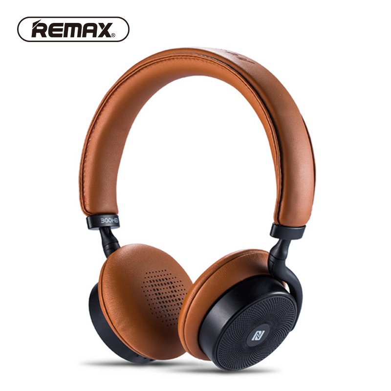 REMAX 300HB Touch Bluetooth V4.1 Cuffia auricolare in pelle Cuffia - Audio e video portatili
