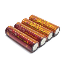 18pcs/lot Trustfire IMR 14500 3.7V 700mAh Lithium High Drain Rechargeable Battery Batteries For Led flashlights Torch