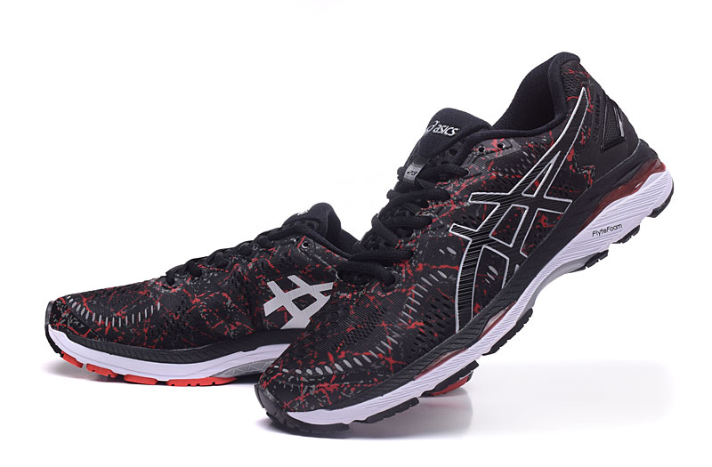 asics cushioned walking shoes queimados