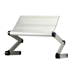 Image 3 - High Quality Portable foldable adjustable folding table for Laptop Desk Computer Desk mesa para notebook Stand Tray For Sofa Bed