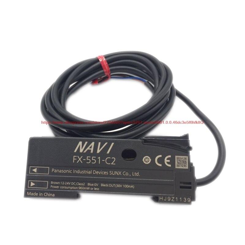 New original fiber amplifier FX 551 C2