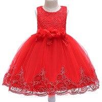 D0037 European and American New Fashion Girl Princess Dress Snow White Bitter Fleabane Dress Girl Summer Clothes