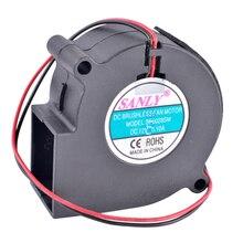 Революция в системах охлаждения SF6028SM 6028 6 см 12 В 0.10A центробежный турбонагнетатель вентилятор-увлажнитель/осушитель охлаждающий вентилятор