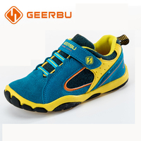 GEERBU Brand Children Shoes Girls Boys Sneaker 4 Colors Leather Anti Slippery Comfortable Casual Sport Runniing