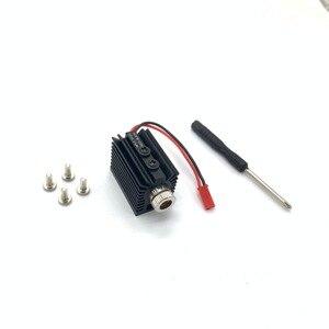 Image 2 - Computador, 5v 1000mw 1500mw 405nm luz bluevioleta laser cabeça, módulo gravador, acessório para cnc laser, gravura, escultura máquina máquina