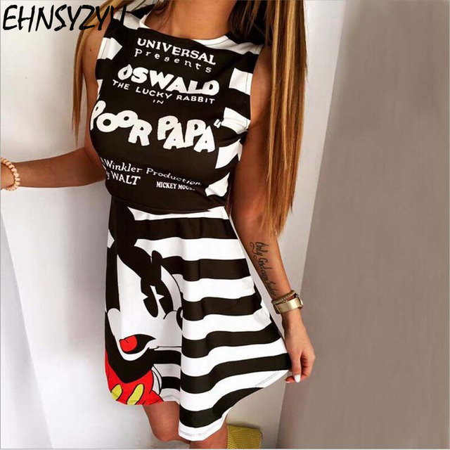Modelos de vestidos de la minnie