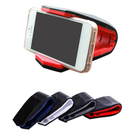 Alligator Mouth Clip Cell Phone Car Mobile Phone Mount Holder For IPhone Xiaomi 6 Redmi 4X