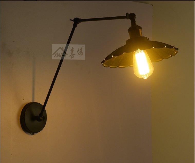 swing arm lamp shades - Swing Arm Lamp