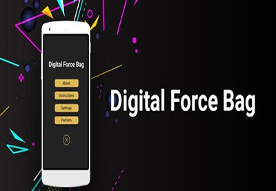 Digital Force Bag By Nick Einhorn & Craig Squires (APK FILE FOR Android ONLY) Magic Tricks
